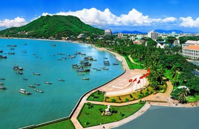Vietnam beach vacation