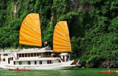 Huong Hai Junks, Halong bay