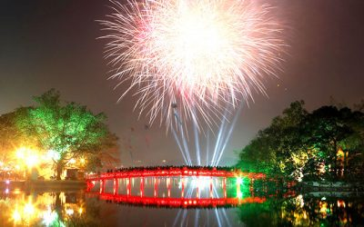 Firework, Hoan kiem