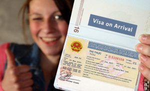 Vietnam visa on arrival