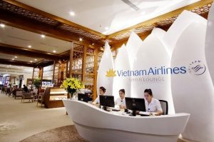 Vietnamairlines lounge
