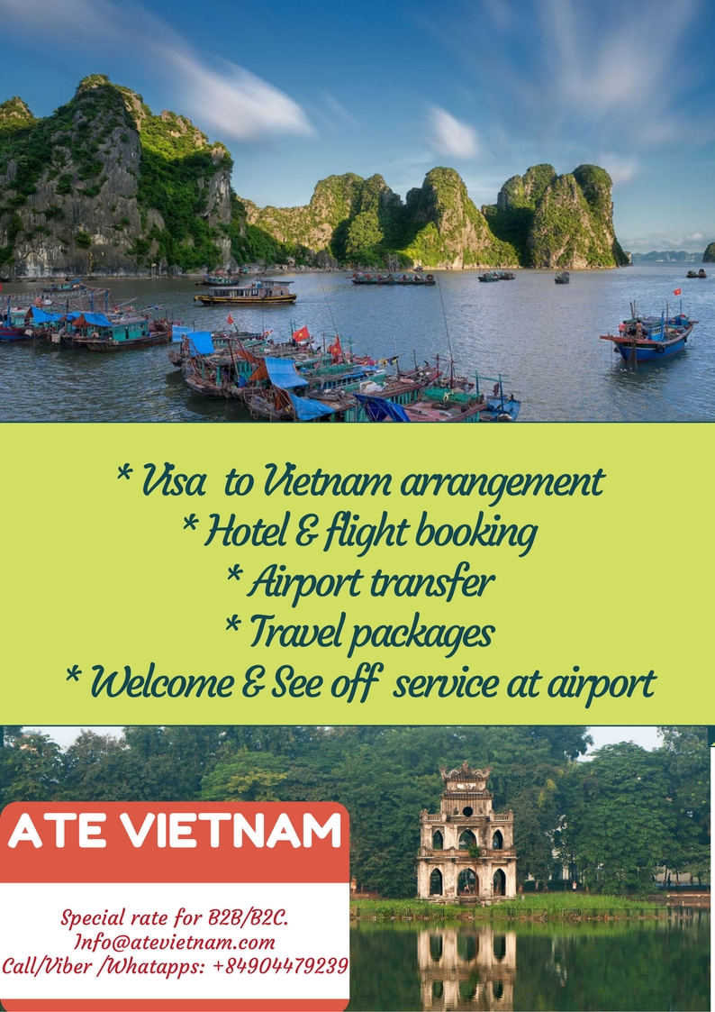 About us - ATEvietnam - Travel packages, tour and visa to Vietnam