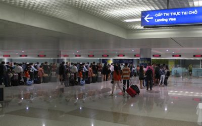 How to get Vietnam visa stamp on arrival at Tan Son Nhat airport