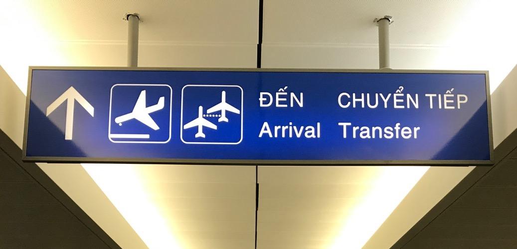 Transit Visa, Stopover at Vietnam Airport