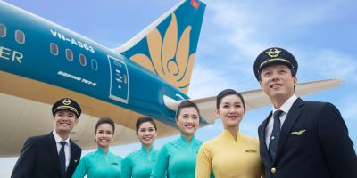 Most favourite airlines, Vietnam Airlines