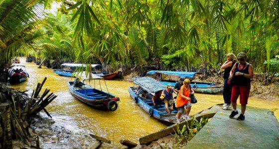 Ho Chi Minh - Delta Mekong 1 day